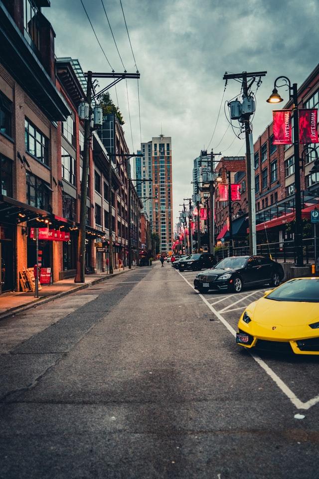 Exploring Vancouver's Yaletown Neighbourhood
